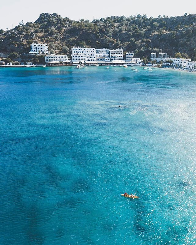 """You have to have a vision to make your dreams come through. In summer 2020 we will sell everything we have, we will buy old van and little puppy and travel year around through each country in Europe!"" - @anotherday_inheaven ⠀⠀⠀⠀⠀⠀⠀⠀⠀ Tired of planning vacations? Our travel bloggers have planned your next one for you! Go check it out! Link in bio 👉 @gohypetravel ⠀⠀⠀⠀⠀⠀⠀⠀⠀ Photo courtesy of @anotherday_inheaven #gohypetravel #crete #kreta #creteisland #heraklion #visitgreece #greekislands #instagreece #greecestagram"