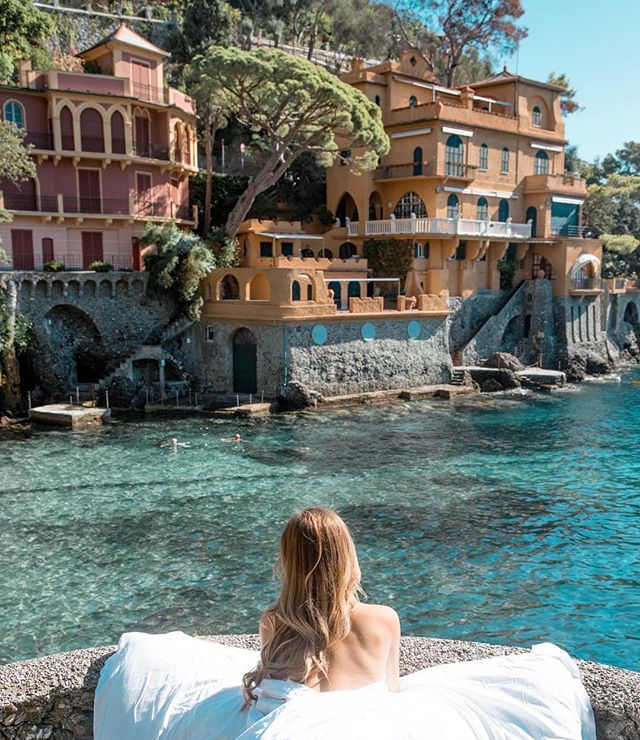 Relaxing in the gorgeous fishing village of Portofino, Italy 🇮🇹 Photo courtesy of @brinani ⠀⠀⠀⠀⠀⠀⠀⠀⠀ Up to £25/$30 off your next vacation booking through GoHype, plus your vacation planned for you. Now available on the App Store. Link in bio 👉 @gohypetravel ⠀⠀⠀⠀⠀⠀⠀⠀⠀ #gohypetravel #portofino #italia #ig_italia #ig_italy #instaitalia #italian_places #madeinitaly #italy_vacations