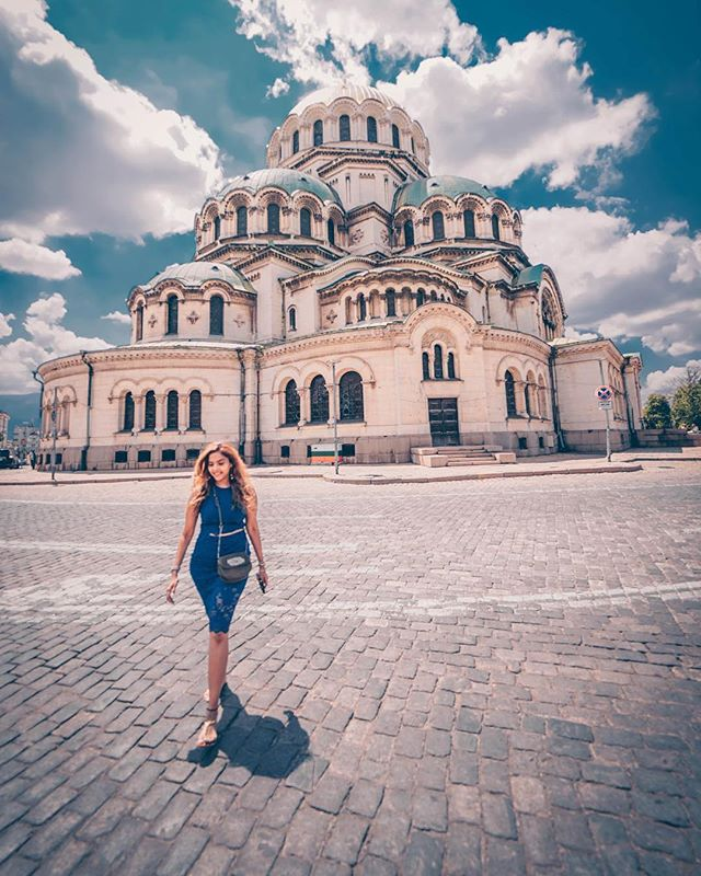 Sofia, Bulgaria's quirky capital city, with Roman ruins dating back 2,000 years. What's your favourite European city?  Tired of planning vacations? Our travel bloggers have planned your next one for you! Go check it out! Link in bio 👉 @gohypetravel ⠀⠀⠀⠀⠀⠀⠀⠀⠀ Photo courtesy of @runway_wings #gohypetravel #sofia #bulgaria #ig_europa #loves_europe #topeuropephoto #europe_vacations #skopje