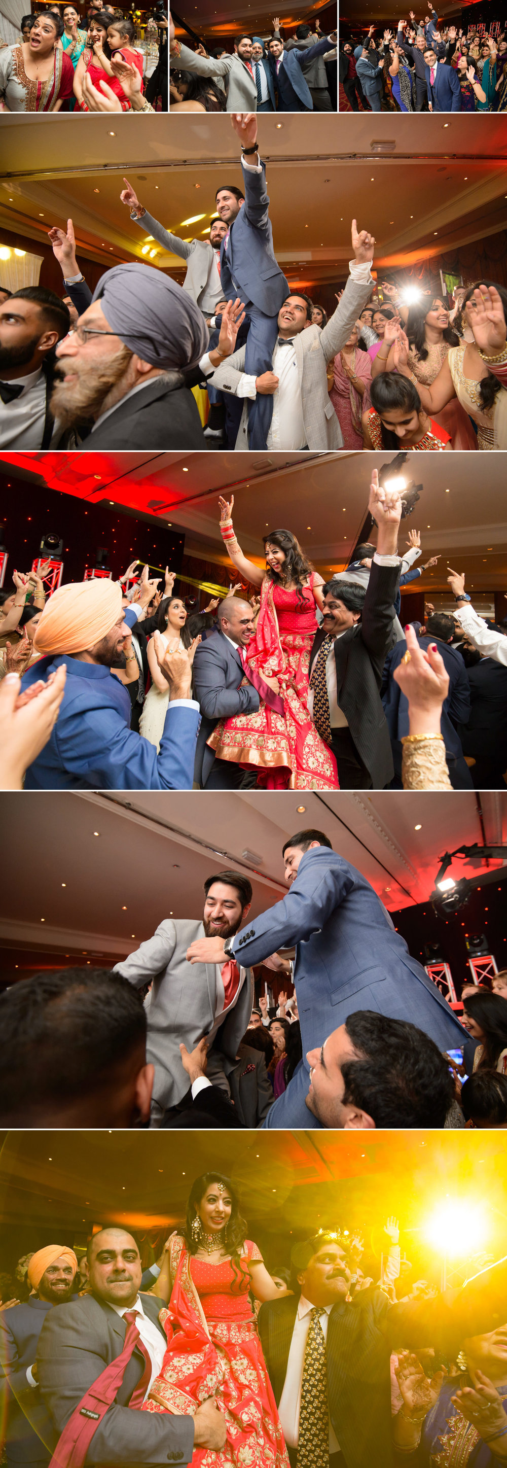 satnam photography sikh wedding reception radisson edwardian bath road london wedding photography-4