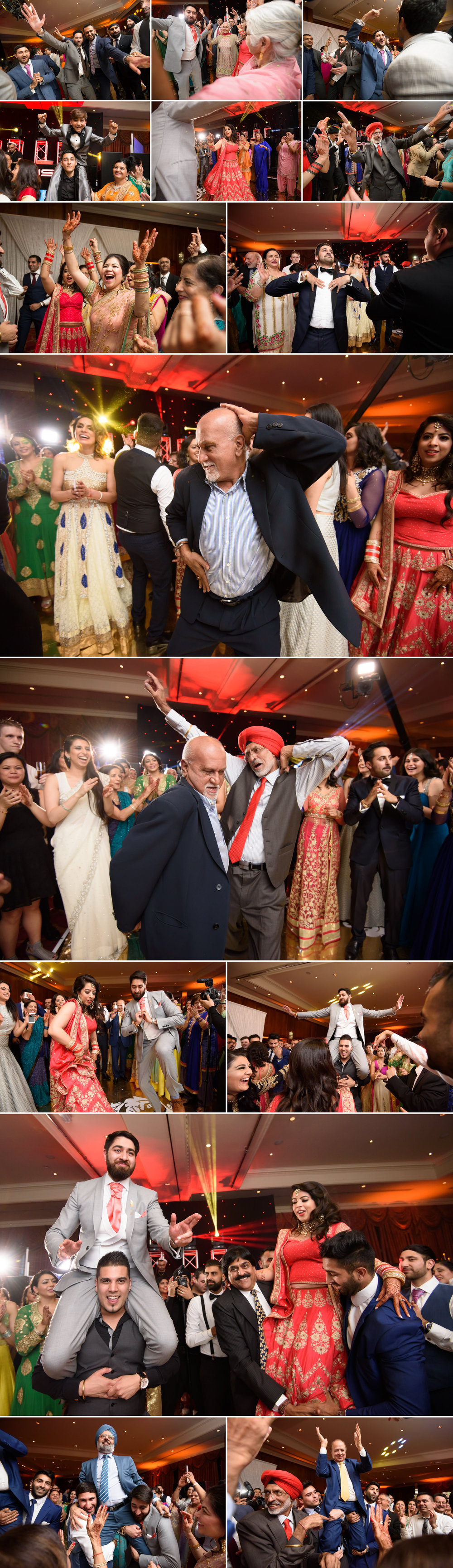 satnam photography sikh wedding reception radisson edwardian bath road london wedding photography-5