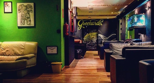 Greenardo Cannabis Club,  Barcelona - Photo Credit