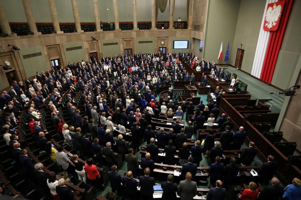 Sejm -  Photo Credit