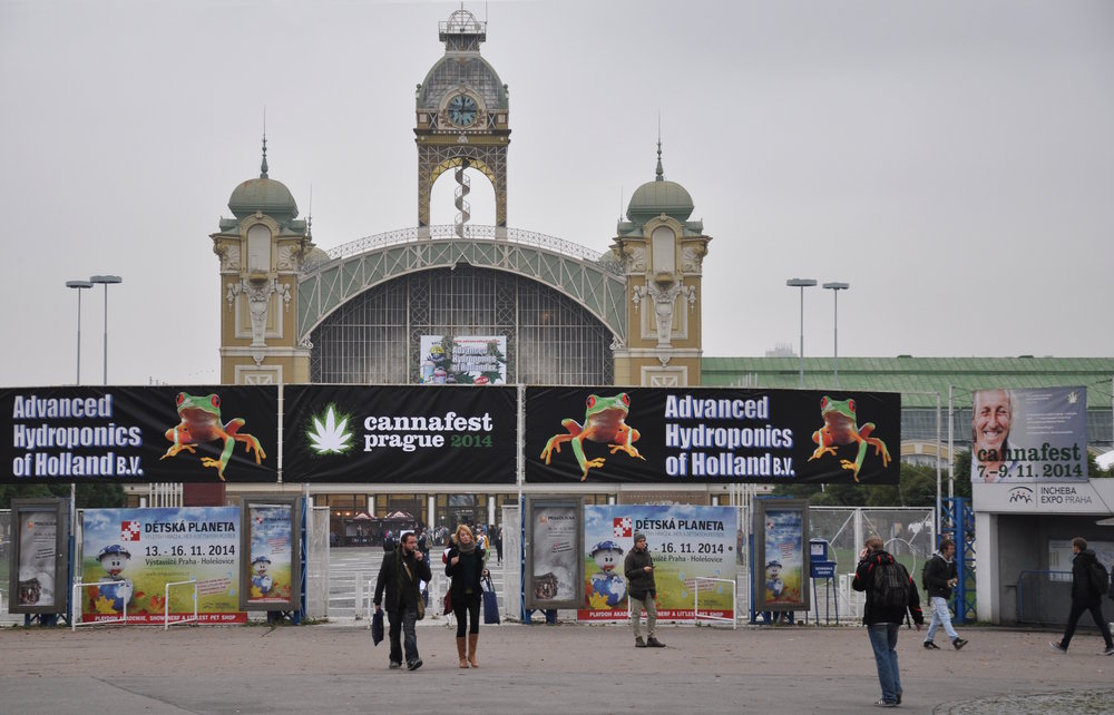 Cannafest Prague 2014 -  Photo Credit