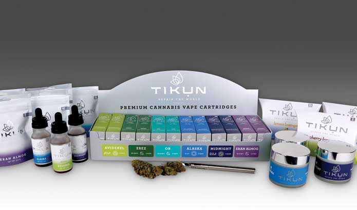 Tikun Olam is Israel's largest producer of cannabis products -  Photo Credit