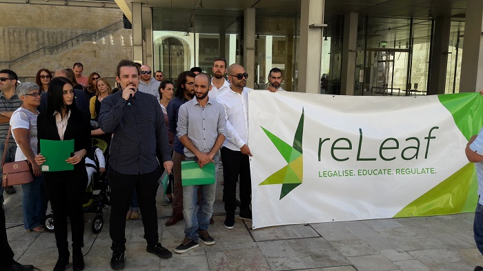 Maltese cannabis lobby group, ReLeaf - Photo Credit