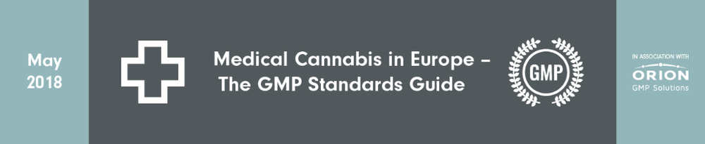 Prohibition Partners is excited to announce the launch of 'Medical Cannabis in Europe - The GMP Standards Guide', in association with Orion GMP Solutions.  Globally, cannabis stakeholders are looking to Europe for growth. If Europe is to develop an international cannabis industry, medical programmes, industry regulators and licensed producers must adhere to EU manufacturing guidelines.  Our GMP Standards Guide is used by manufacturers and legislators to understand the complex network of regulations that will shape the European cannabis market.