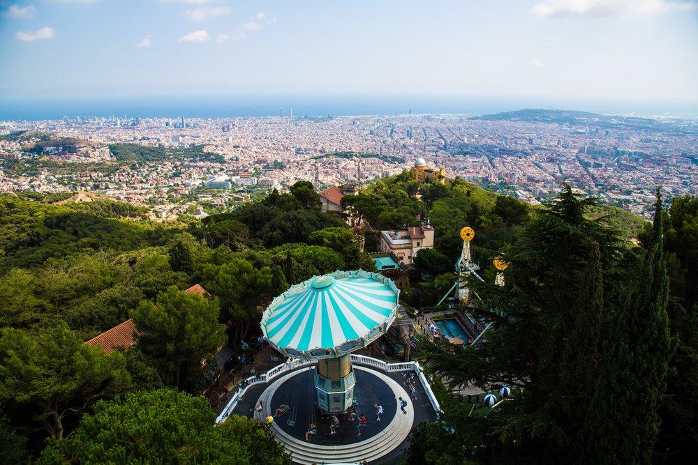 Barcelona Skyline, Andrey Kirov