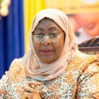 H.E. Samia Suluhu Hassan Vice President, United Republic of Tanzania
