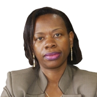 Monique Nsanzabaganwa Vice Chair, National Bank of Rwanda