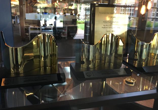 iZotope's Multiple TEC Awards including Ozone 7