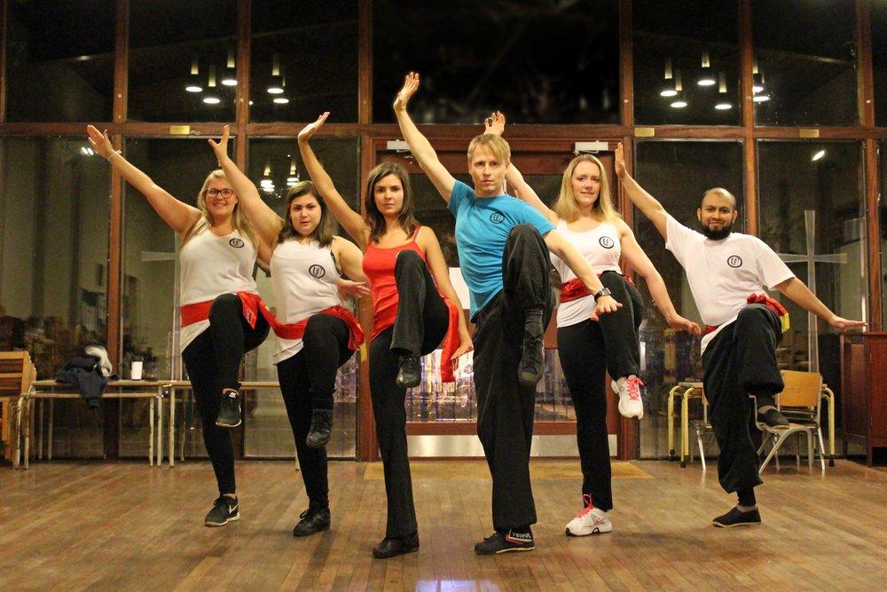 Norwich beginners Kung Fu class