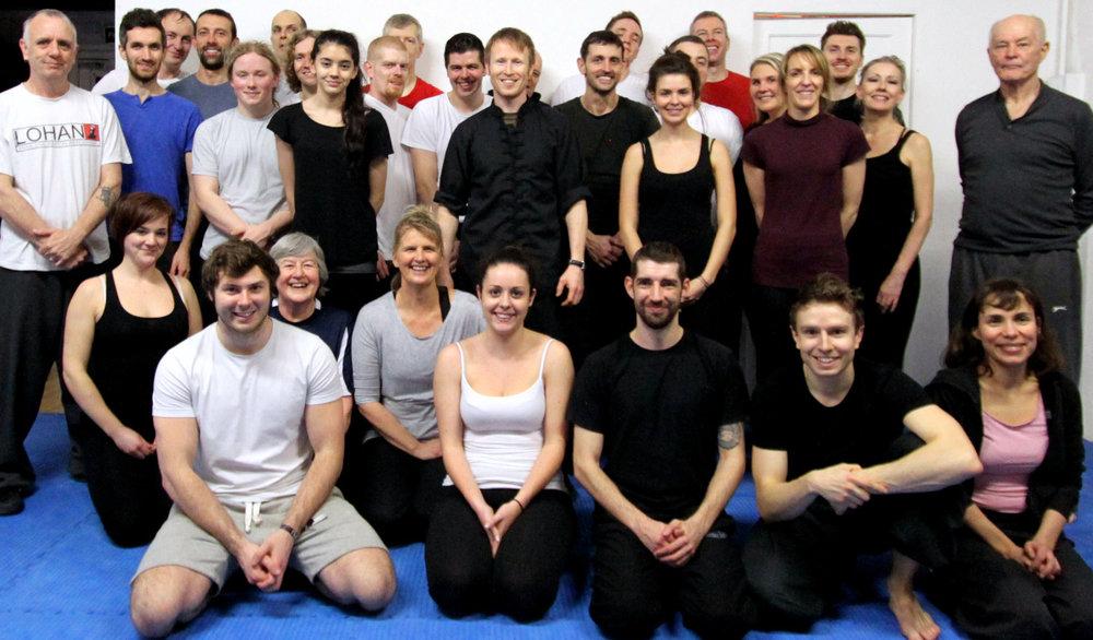Learn Qigong in Norwich.