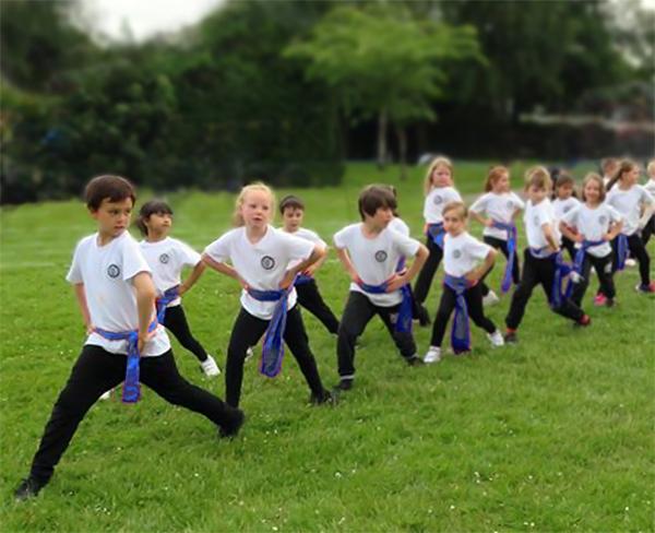Tai Chi in Norwich for Children, kids classes.