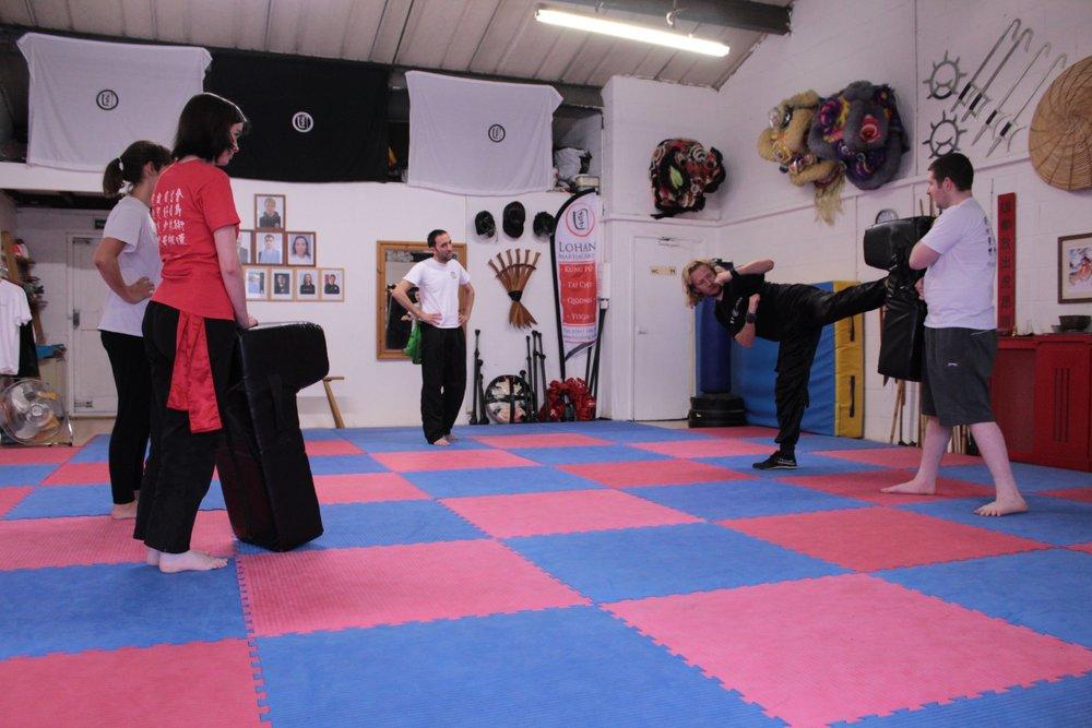 Patrick Dickinson teaching Kung Fu in Norwich.jpg