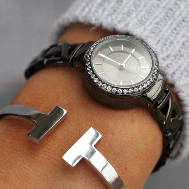 Titanium with Almond Brown Sundial
