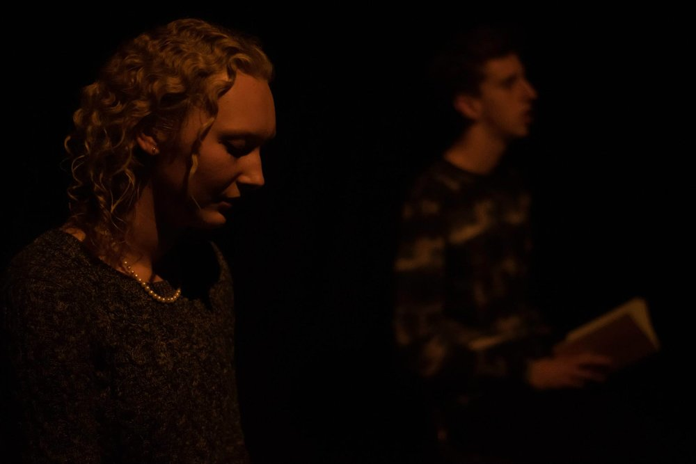 The Waste Land (T.S. Eliot), 2015, The Barron Theatre   Image: Katie Brennan