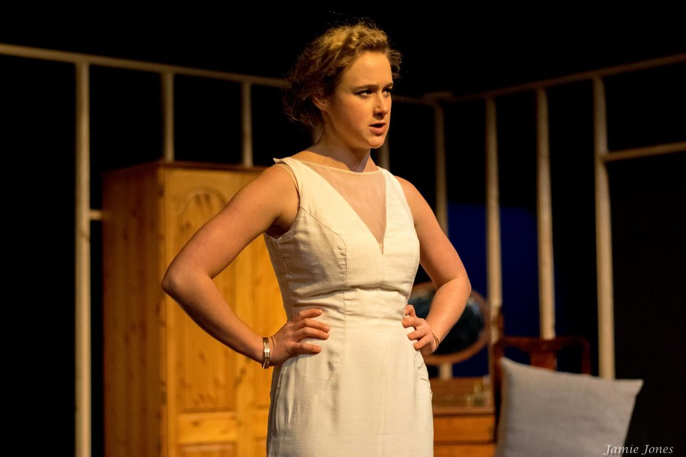 Cat on a Hot Tin Roof     November 2015, The Stage, Producer/Designer