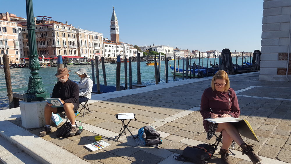 Venice art holiday 2018