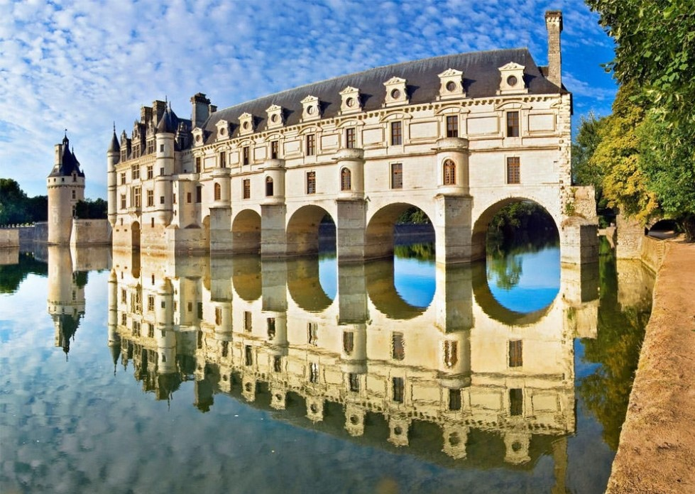 Chenonceau, France.