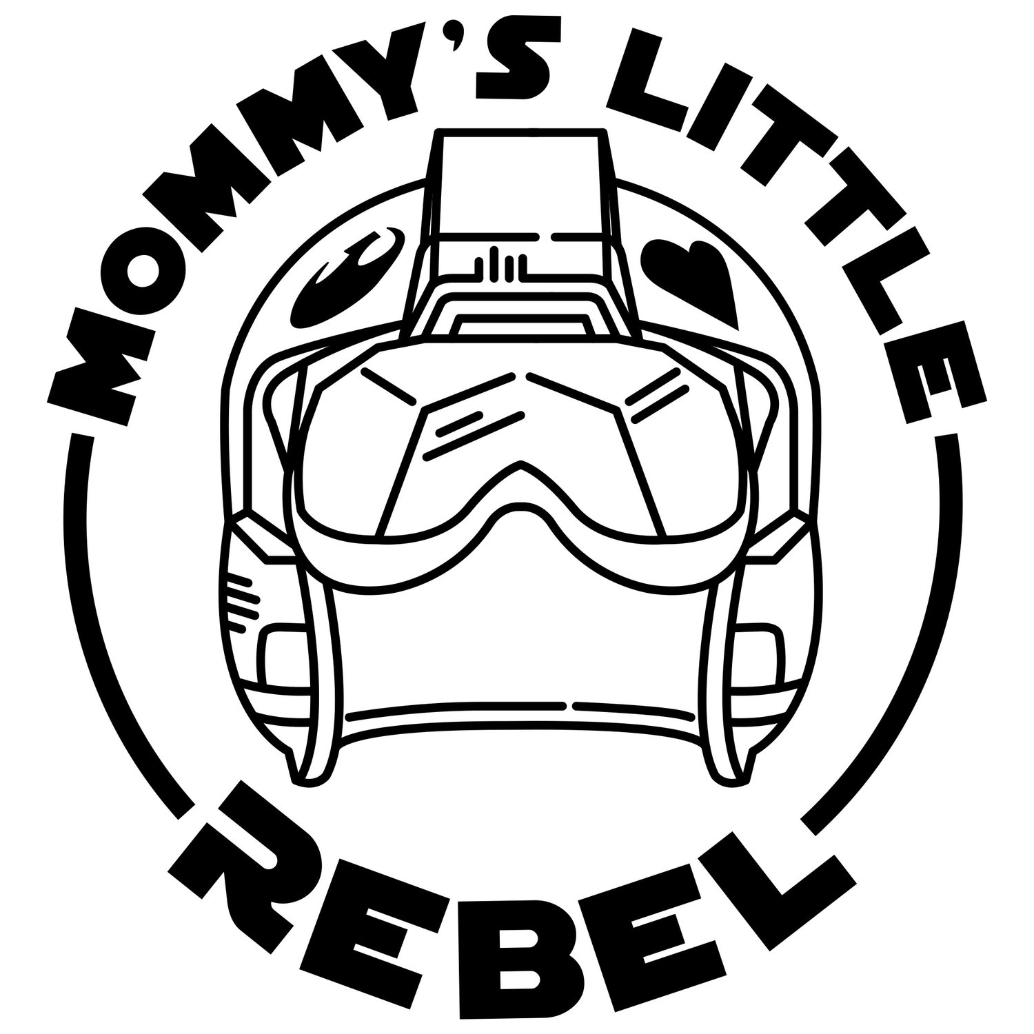 Mommy's Little Rebel