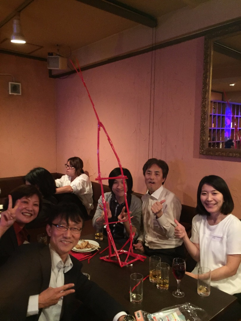 PTS Japan Party