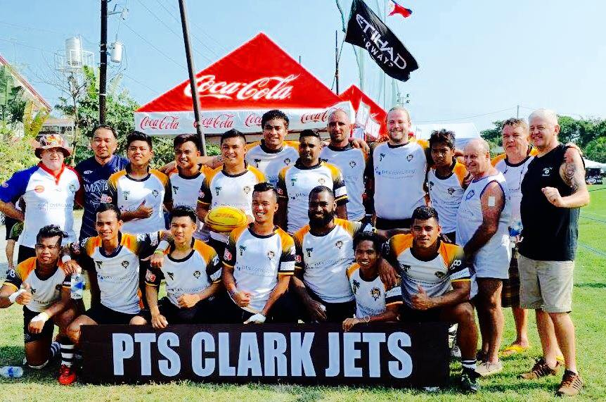 PTS Clark Jets Win!