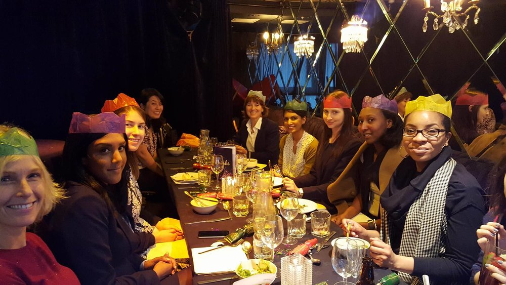 PTS Ladies Christmas Lunch
