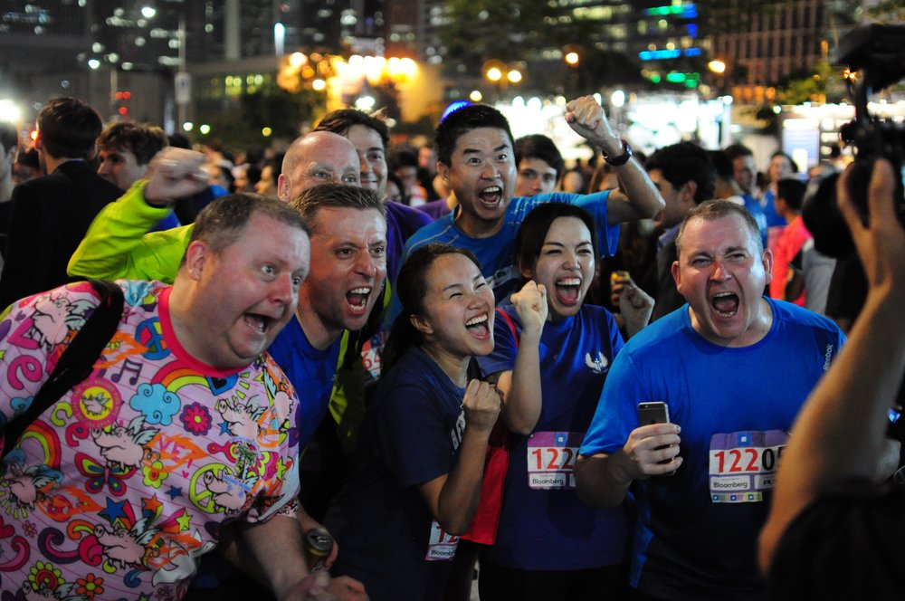 Bloomberg Run 2015