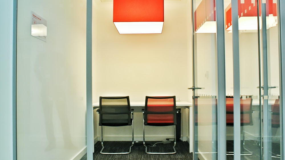Quiet Meeting and Call Space