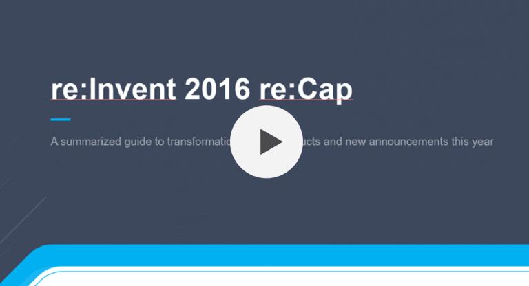 reInvent-Webinar