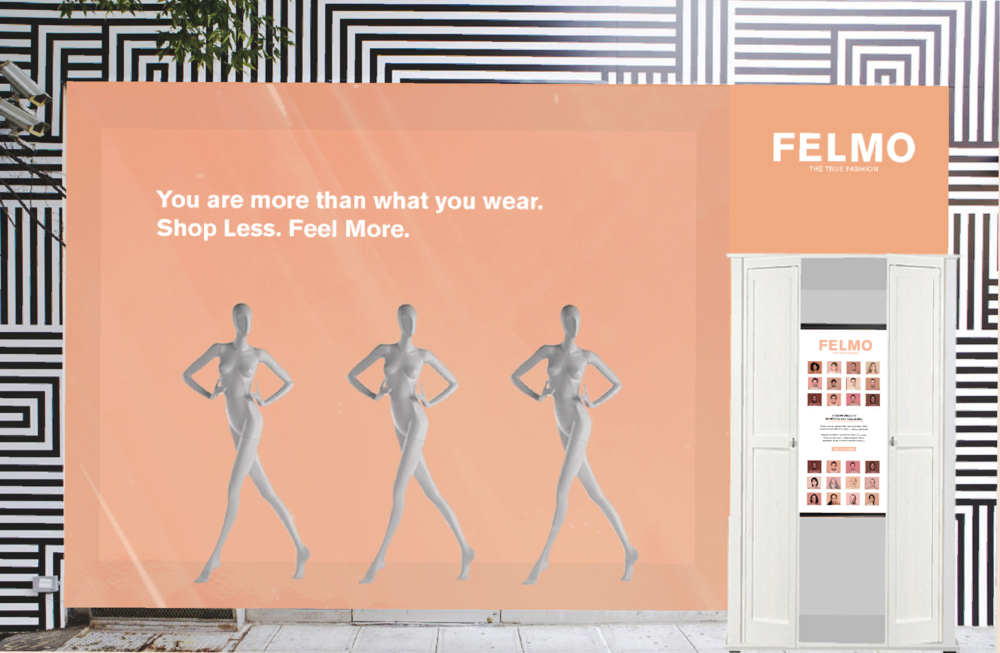 FELMO's Fashion Pop-Up Store