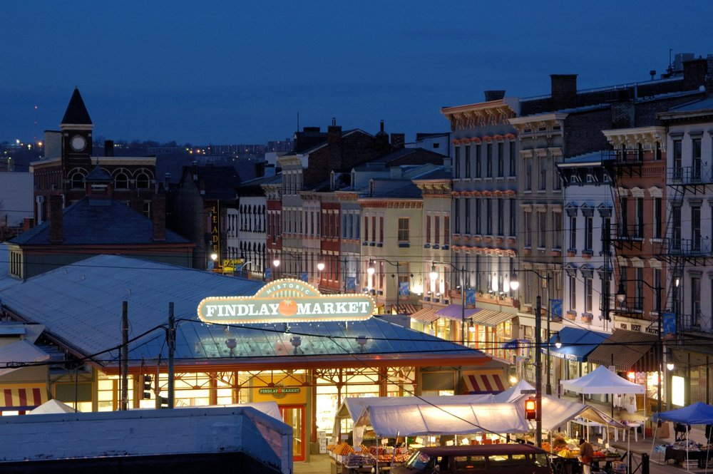 UPDATES : FINDLAY MARKET