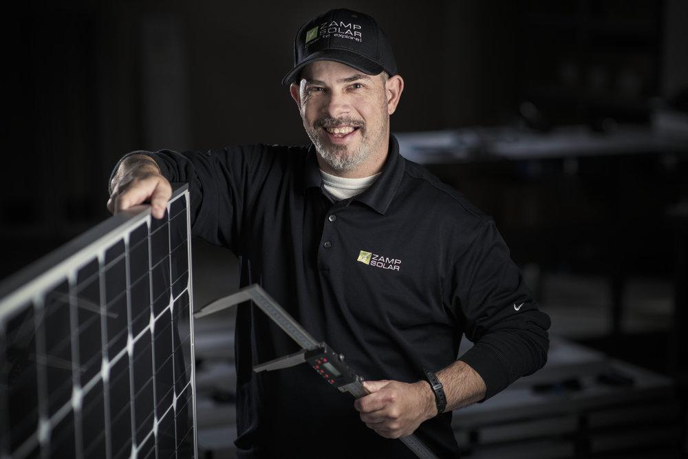 Tony Kutzen - Quality Control & Compliance
