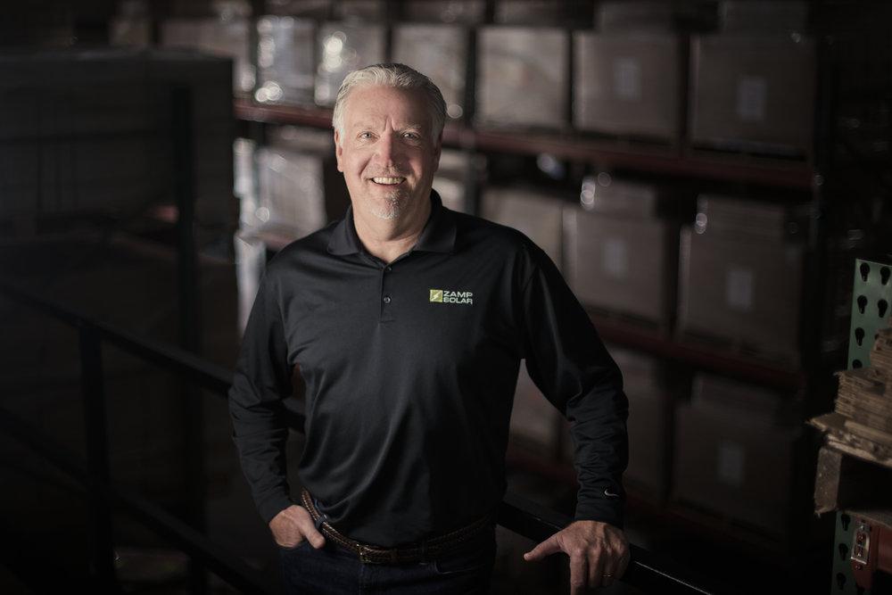 Steve Nelson - CEO