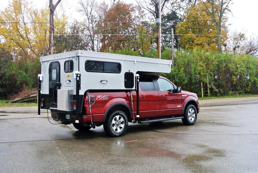 BunduKlein Truck Camper
