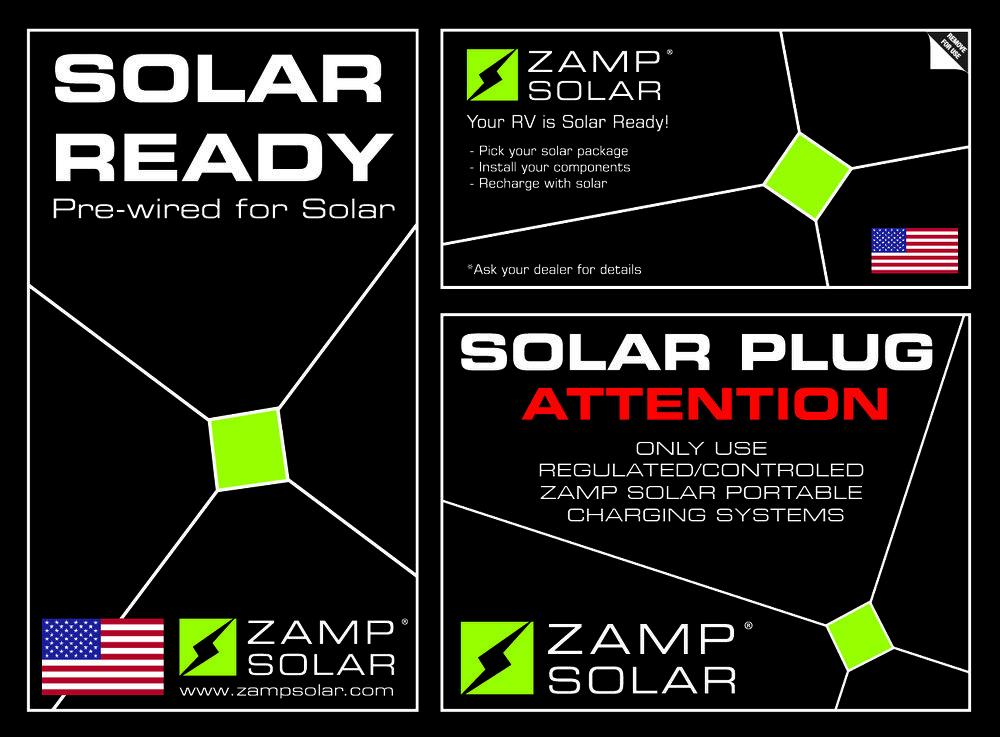 Solar Ready RV Solar Kit (SRRV) — Zamp Solar Energizes The Power To ...