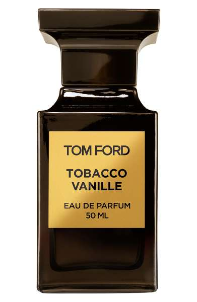 THE SCENT - Tom Ford's Private Blend Tobacco Vanille Eau de Parfum is one of our favorites. The sweet and sticky Vanilla & Tobacco notes blend with spice & cocoa - masculine & intoxicating.