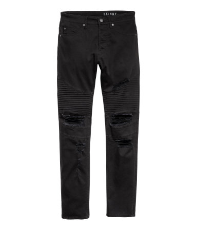 Biker Jeans - H&M Man
