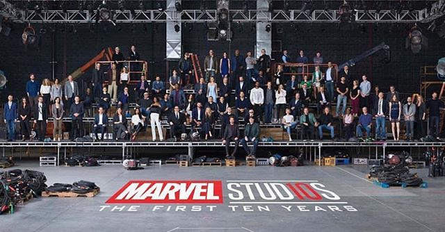 10 Years in the Making... #marvel #marveluniverse