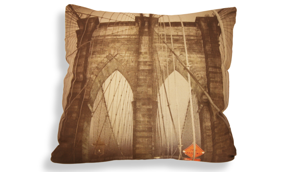 Brooklyn Bridge Pillow Case