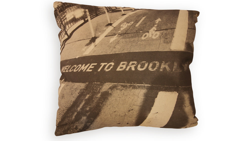 Welcome to Brooklyn Pillow Case