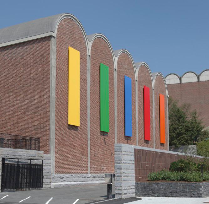 Hood Museum of Art, Dartmouth College: Gift of Debra and Leon Black, Class of 1973  © Estate of Ellsworth Kelly 2012.35