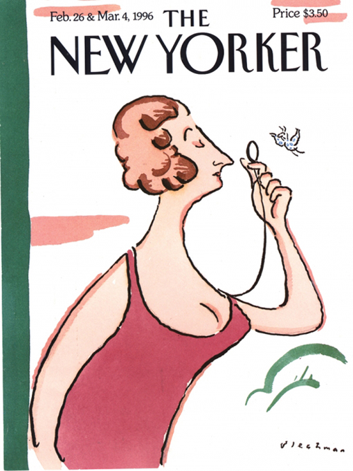 New Yorker cover, 1996