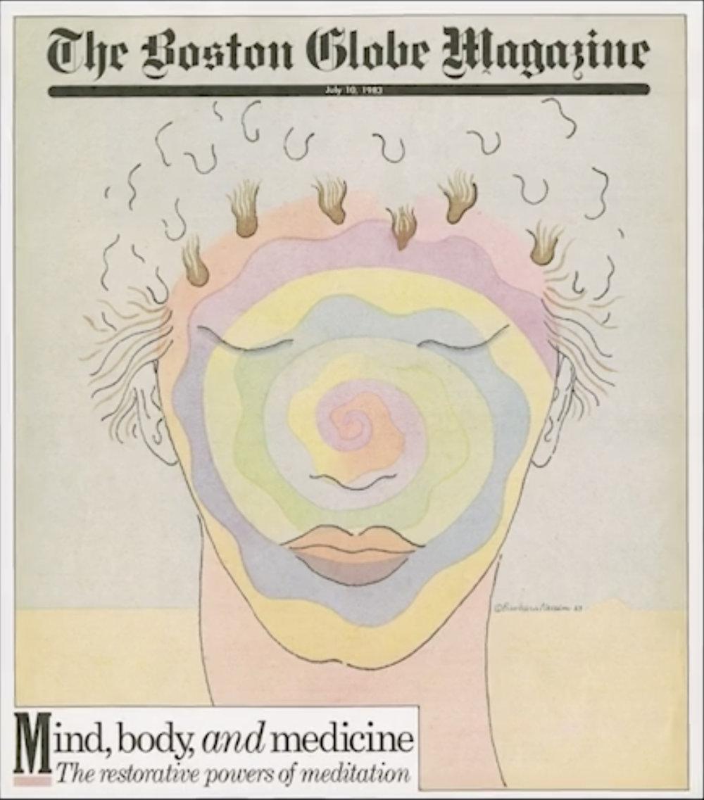 Boston Globe, 1983