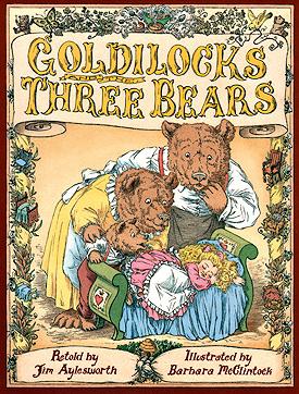 Goldilocks and the Three Bears, 2003
