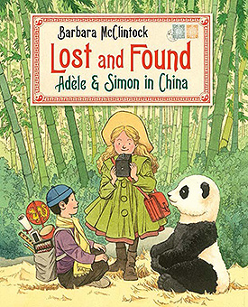Lost and Found - Adele & Simon in China, 2016