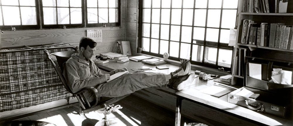 I will sit down for a conversation with Wendell Berry, farmer, poet, and my favorite design philosopher