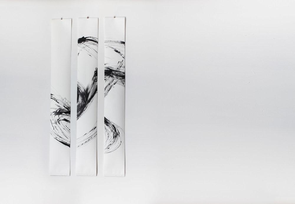 Acryl sur papier |1m50 x 80cm |vendu