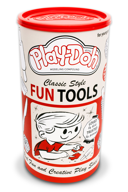 Play-Doh Fun Tools